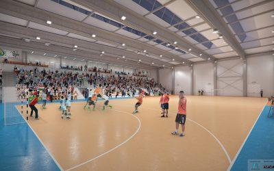 Multifunctional Sports and Event Hall, Hatvan